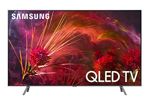 Samsung QN75Q8F Flat 75″ QLED 4K UHD 8 Series Smart TV 2018