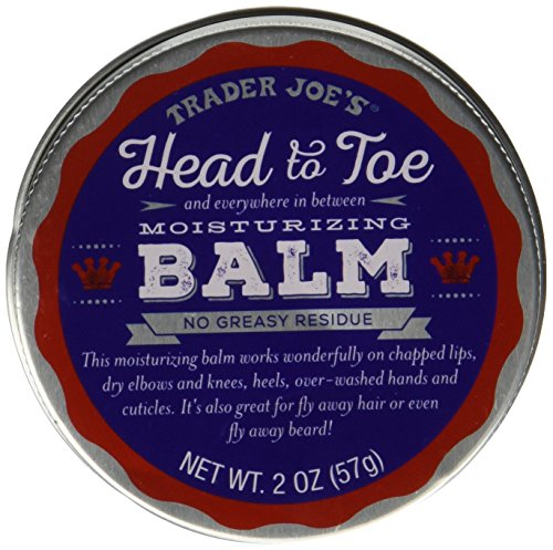 Trader Joes Head Moisturizing Beard