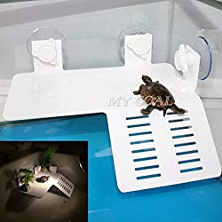 Aquarium Tank Reptile Turtle Basking Terrace Floating Platform Dock 2018cm