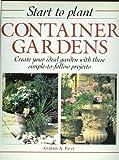 Start to Plant, Graham Pavey, 0785803688