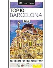 DK Eyewitness Top 10 Barcelona