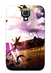 Special Exultantor Skin Case Cover For Galaxy S4, Popular Anime Bleach Phone Case For New Year's Day's Gift