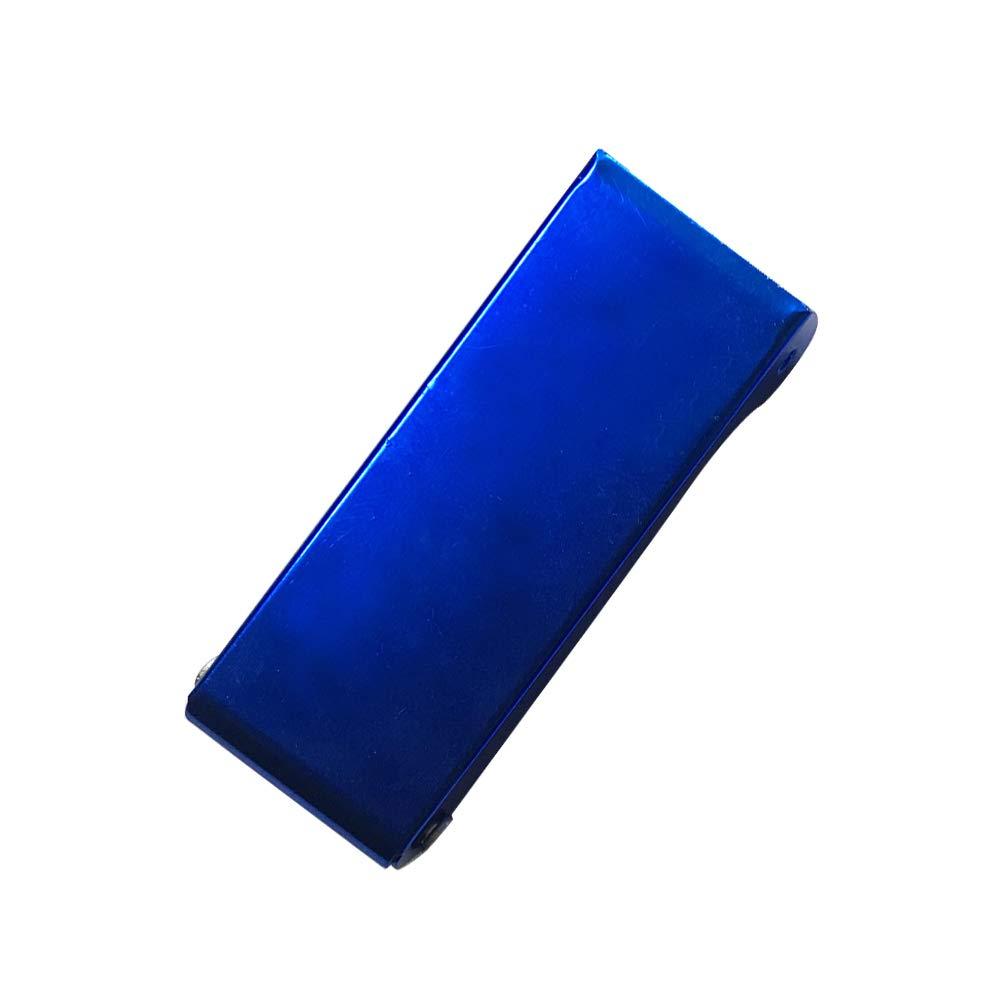 13 en 1 color azul azul linterna de soldadura de acero inoxidable Limpiador de boquillas port/átil carcasa de aluminio mini punta
