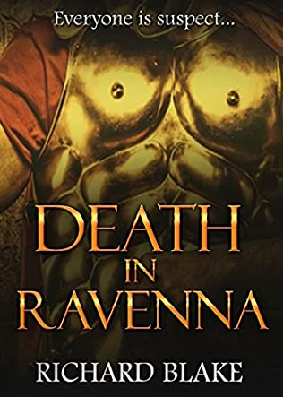 book cover of Death in Ravenna