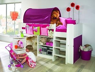 hochbett vergleich tests unsere wahl der 11 hochbetten f r 2018. Black Bedroom Furniture Sets. Home Design Ideas