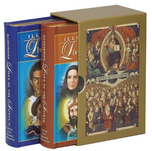 (Illustrated Lives of the Saints Boxed Set)