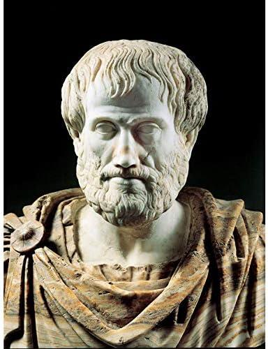 Amazon.com: Doppelganger33 LTD Statue Bust Aristotle Ancient Greek ...