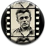 Film Strip James Dean Badge by RetroBadge