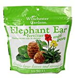Winchester Gardens Elephant Ear Fertilizer Bag, 1-Pound
