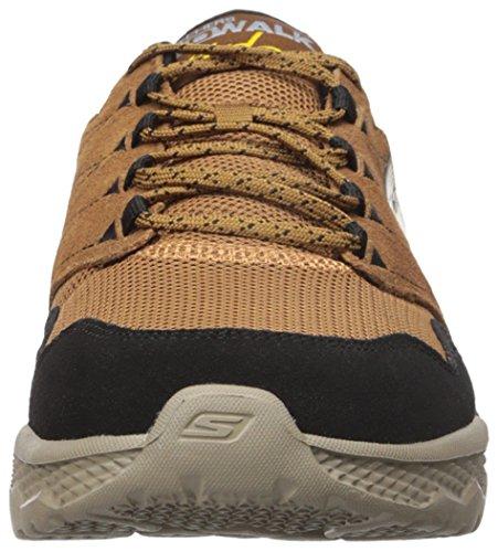 Natural black Skechers Go Men's voyage Outdoor Walking Shoe Performance qFq0Hwx8