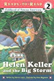 Helen Keller and the Big Storm by Patricia Lakin front cover