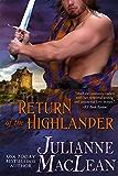 Return of the Highlander (The Highlander Series Book 4)