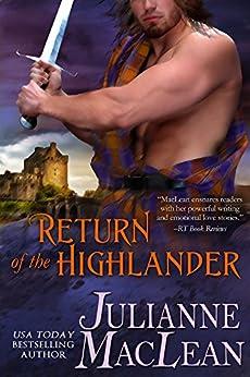Return of the Highlander (The Highlander Series Book 4) by [MacLean, Julianne]