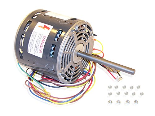 Rheem Ruud Weatherking Factory OEM Protech Parts 51-23012-41 1/2 HP 115 Volt Furnace Blower Motor