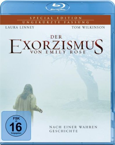 Der Exorzismus von Emily Rose [Blu-ray] [Import allemand] (A Rose For A Rose For Emily)