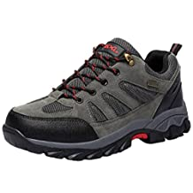 Oncefirst Men's Low Travel Hiking Shoes