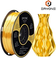ERYONE Silk PLA Filament,1.75mm PLA Filament,Silk Blue PLA,Silky PLA,3D Printing Filament PLA for 3D Printer and 3D Pen,...