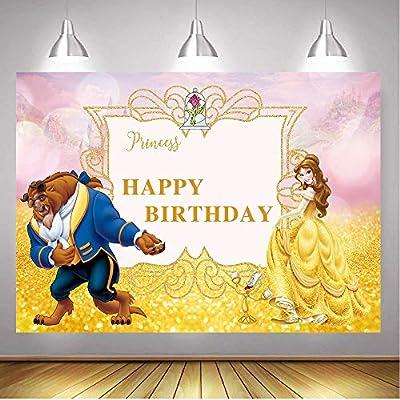 Amazon.com: BoTong - Fondo para fotografía de cumpleaños ...