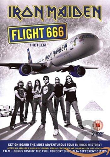 Iron Maiden: Flight 666