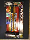 Speed Freak Tracking Flying Model Rocket Starter Set; Length: 17 in.; Dia.: 3/8 in.