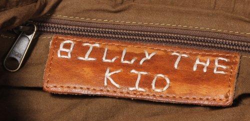 Billy the Kid Candy bolso bandolera piel 32 cm Berry