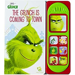 Dr. Seuss - The Grinch is Coming to Town - Play-a-Sound - PI Kids