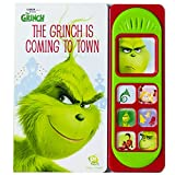 Dr. Seuss' - The Grinch is Coming to Town Sound Book - PI Kids (Play-a-Sound)