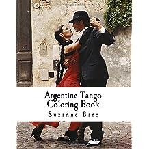 Argentine Tango Coloring Book
