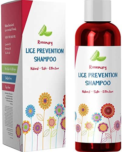 Natural Lice Treatment Kids Shampoo - Tea Tree Oil Shampoo for Oily Hair and Scalp Treatment with Lavender Essential Oil - Dry Scalp Shampoo and Damaged Hair Treatment for Baby Bath Set and Baby Wash