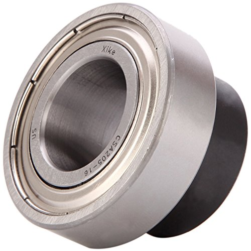 XiKe 2 Pack CSA205-16 or RA100RR Lawn Mowers Spindle Ball Bearing, Replaces Dixie Chopper 30218, Dixon Industries 1701 539115279, Rotary 8488, Exmark 1-513016, Bobcat/Ransom 38348-01, Bunton PL7323.