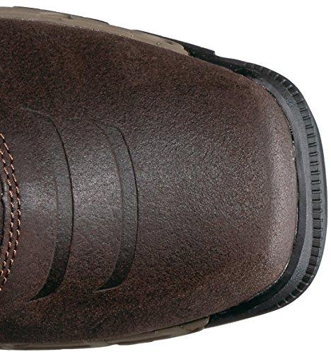 Ariat Arbeids Menns Armeringsjern Flex Vestlige Arbeid Boot, Sjokolade Brun, 10,5 D Oss sjokolade Brun