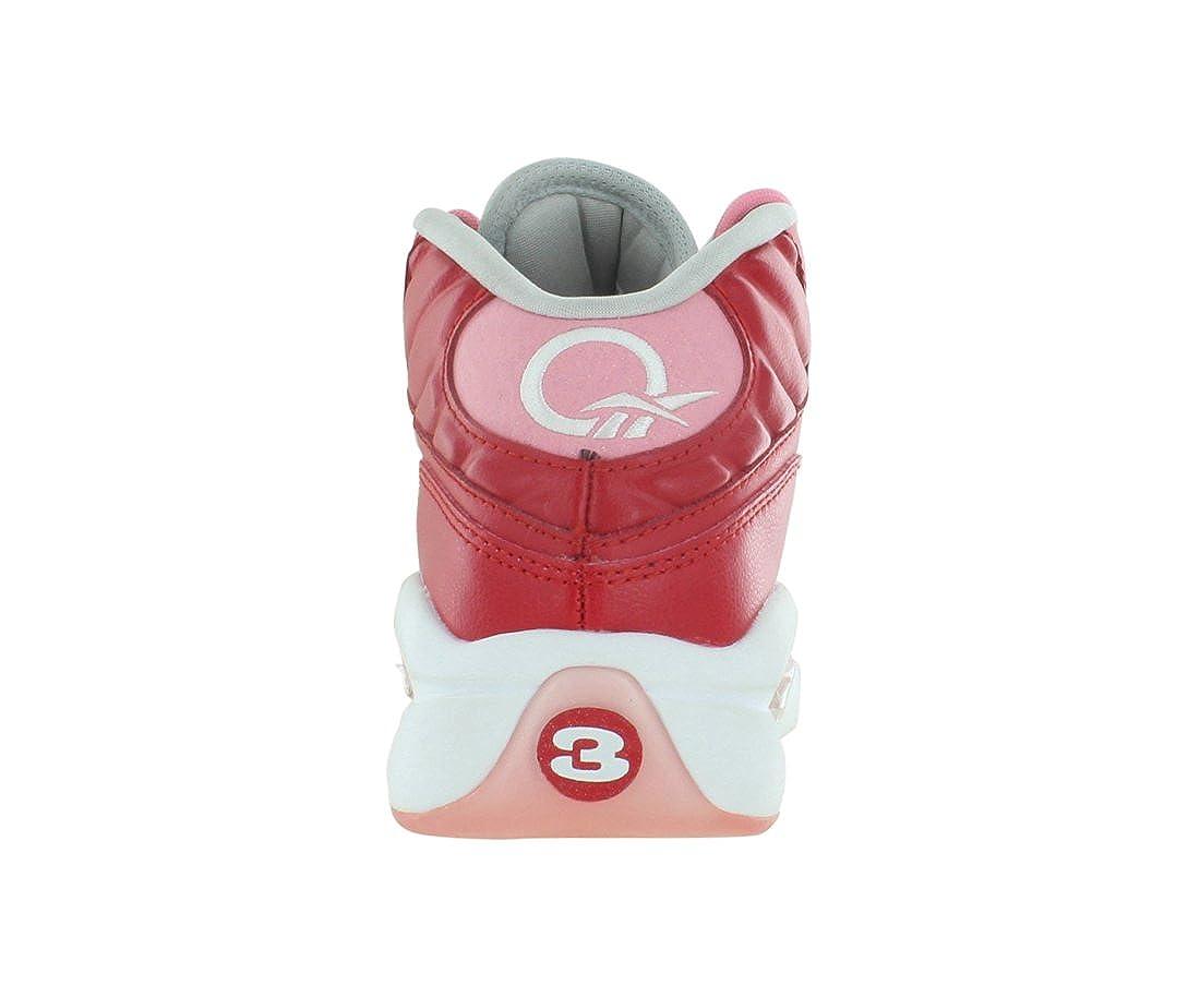 6 Reebok New Girls//Juniors//Grade School Question Mid Athletic Shoes Sz