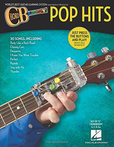 Chordbuddy - Pop Hits Songbook: Amazon.es: Hal Leonard Corp ...