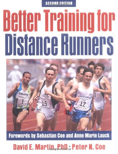 Better Training for Distance Runners - 2nd Edition by Human Kinetics