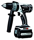 Panasonic EY7460LZ2S 21.6-Volt IP Li-ion Drill & Driver Kit