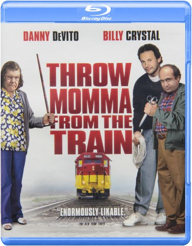 Throw Momma from the Train Blu-ray