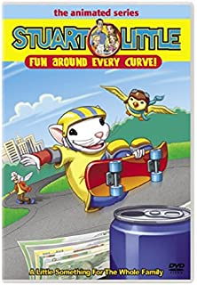 Stuart Little Fun Around Every Curve The Animated Series