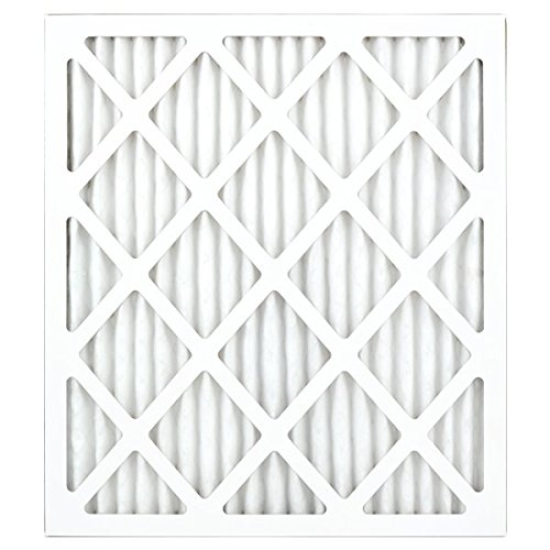 AIRx Filters Health 16x18x1 Air Filter MERV 13 AC Furnace Pleated Air Filter Replacement Box of 12, Made in the USA