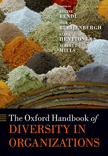 The Oxford Handbook of Diversity in Organizations (Oxford Handbooks) (The Oxford Handbook Of Corporate Social Responsibility)