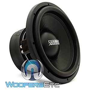 "SA-12 D2 REV.3- Sundown Audio 12"" 750W Dual 2-Ohm SA Series Subwoofer"
