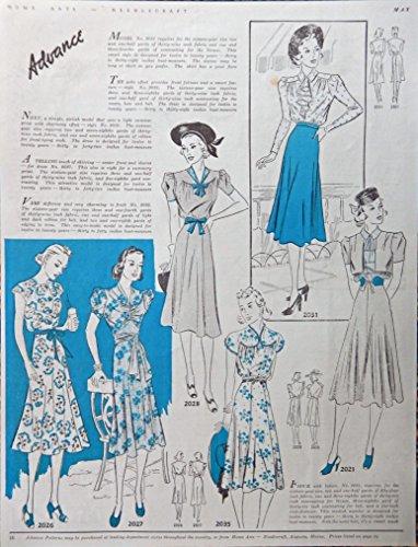 fashion 1938 dresses - 3