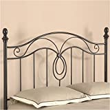 Coaster-Queen-Size-Iron-Headboard-in-Black