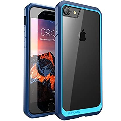 iPhone 7 Case, iPhone 8 Case, SUPCASE Unicorn Beetle Series Premium Hybrid Protective Frost Clear Case for Apple iPhone 7 2016 / iPhone 8 ...