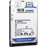 Western Digital 160 GB Scorpio Blue 100 Mb/s 5400 RPM 8 MB Cache Bulk/OEM Notebook Hard Drive - WD1600BEVE