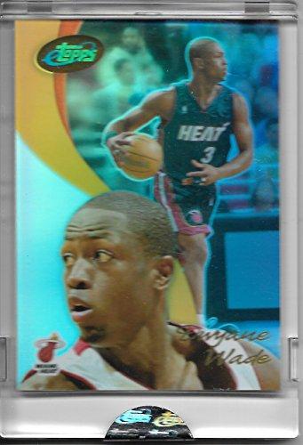 2004-05 eTopps Basketball Dwyane Ward Card # 57 Limited to 2,000 Copies