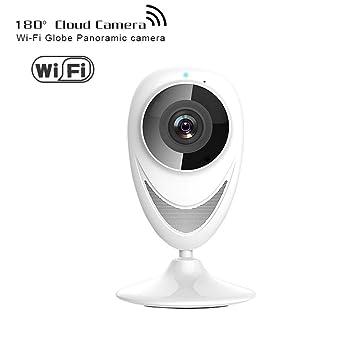 Shengyaohul Full HD 1080P Sistema De Cámaras De Vigilancia Ip, Indoor White Home Security Surveillance
