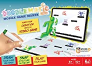 Doodlematic: Transform Creative Drawings To Animated Playable Kids Games On Your Mobile Device - Build Your Ow