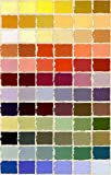 Jack Richeson Unison Pastel Portrait Colors, Set of 72