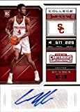 #9: 2018-19 Panini Contenders Draft Picks College Ticket #80 Chimezie Metu USC Trojans RC Rookie AUTO Autograph Basketball Card