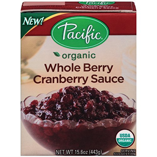 pacific cranberry sauce - 1